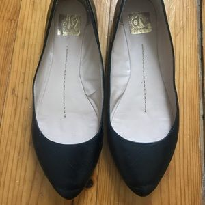 dv by Dolce Vita Pointed Toe Flats, 8